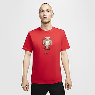 Portugal Fußball-T-Shirt für Herren