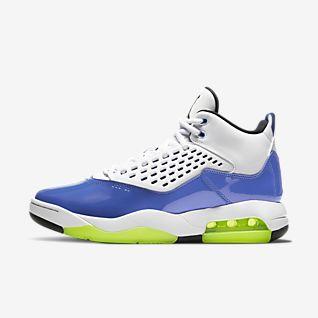 Hommes Jordan Bleu Chaussures. Nike FR