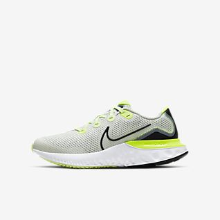 Kids Green Shoes. Nike.com