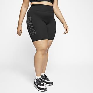 Nike Air Damskie spodenki (duże rozmiary)
