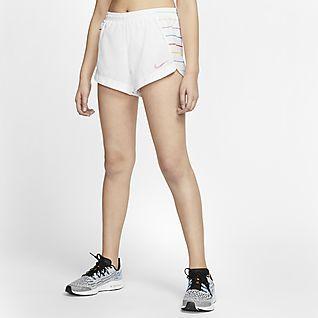 Nike Older Kids' (Girls') Running Shorts