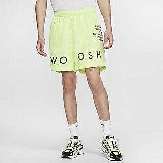 Nike Sportswear Swoosh Ανδρικό υφαντό σορτς