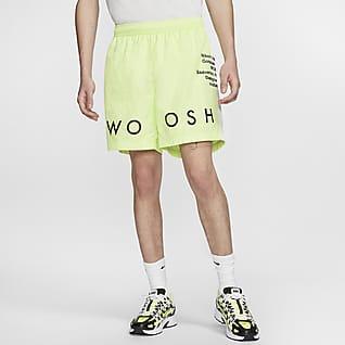 Nike Sportswear Swoosh Pantalons curts de teixit Woven - Home