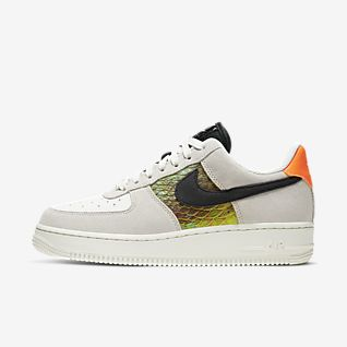 nike air force 1 low femme grise