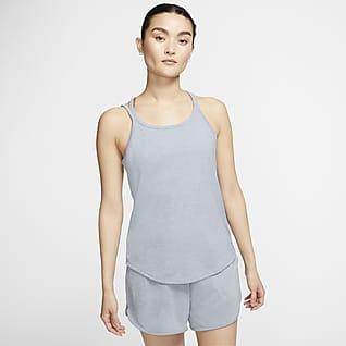 Nike Yoga เสื้อกล้ามผู้หญิง