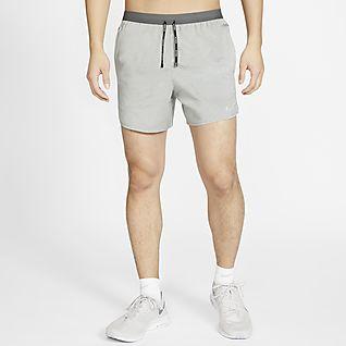 Nike Flex Stride กางเกงวิ่งขาสั้น 5 นิ้วผู้ชายมีชั้นใน