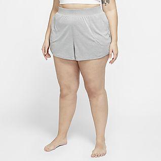shorts för stora kvinnor