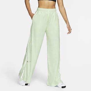 Nike City Ready Pantalones de entrenamiento de tejido Fleece para mujer