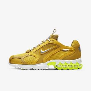 Hombre Amarillo Zapatillas. Nike ES
