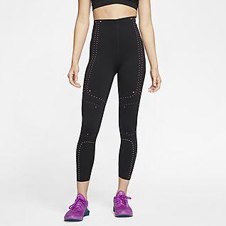 Womens High Waisted Tights Leggings Nike Com