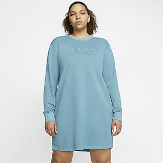 Nike Sportswear Women's French Terry Dress (Plus Size)