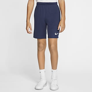Nike Dri-FIT Park 3 Big Kids' Soccer Shorts