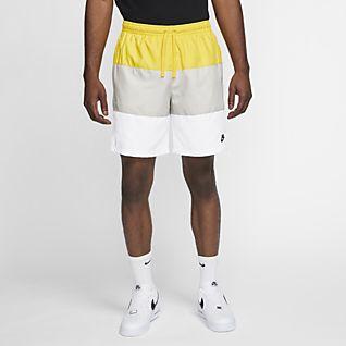 Nike Sportswear City Edition Calções entrançados para homem