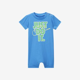 Nike Baby (0-9M) JDI Romper