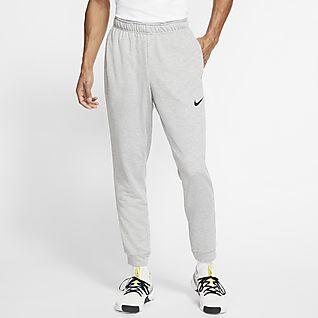 Nike Dri-FIT Træningsbukser i fleece til mænd