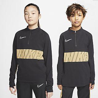 Nike Dri-FIT Academy Fotbalové tréninkové tričko pro větší děti