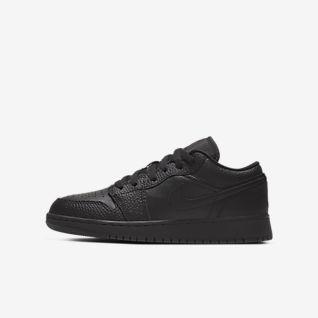 Air Jordan 1 Low Sko til store børn