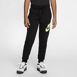 Nike Sportswear Club Fleece Παντελόνι για μεγάλα αγόρια