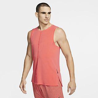 Nike Yoga Ανδρικό φανελάκι