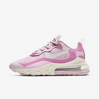 Nike Air Max 270 React Sko för kvinnor