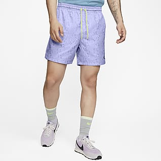 Nike Sportswear Pantalons curts de teixit Woven - Home