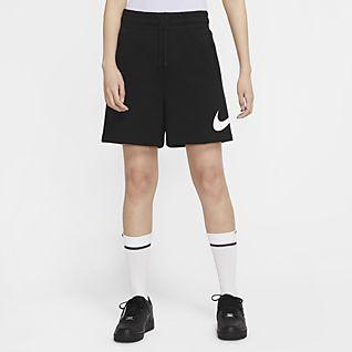 Nike Sportswear Swoosh Short en molleton pour Femme
