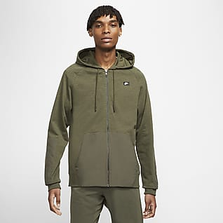 Nike Sportswear Мужская худи с молнией во всю длину
