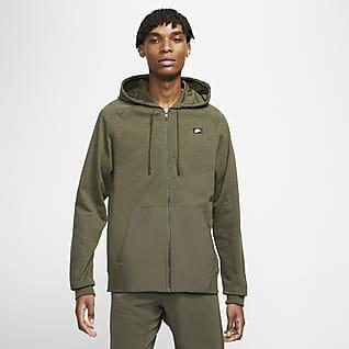 Nike Sportswear Sudadera con capucha de cierre completo para hombre