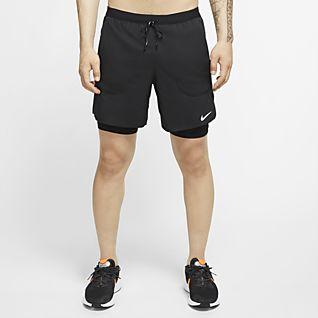 Nike Flex Stride กางเกงวิ่งขาสั้น 7 นิ้ว 2-In-1 ผู้ชาย