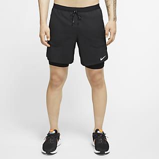 "Nike Flex Stride 男款 7"" 二合一跑步短褲"
