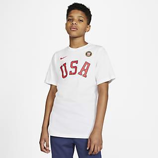 Nike Sportswear Team USA Big Kids' (Boys') T-Shirt