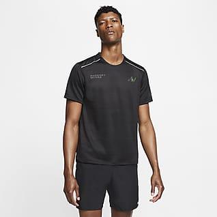 Nike Miler Pánské běžecké tričko s krátkým rukávem