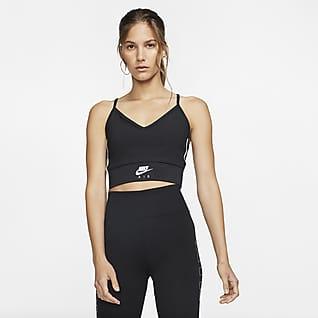 Nike Air Dámské zkrácené tílko