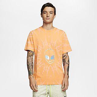 Orange Tops \u0026 T-Shirts. Nike.com