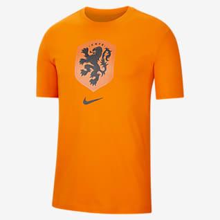 Nederländerna Fotbolls-t-shirt för män