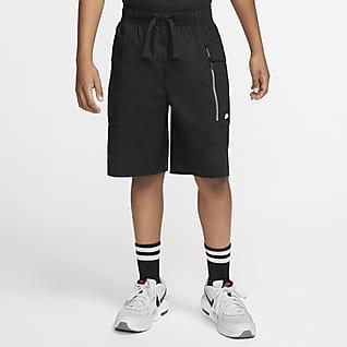 Nike Sportswear Older Kids' (Boys') Woven Cargo Shorts