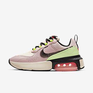 Beste Nike Air Max 2017 Dame Nike Air Max 2017 SvartHvit Dame Sko Til Salgs