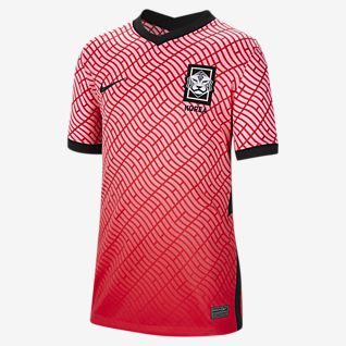 Korea 2020 Stadium Home Big Kids' Soccer Jersey