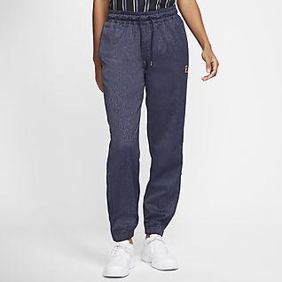 NikeCourt Pantalones de tenis para mujer