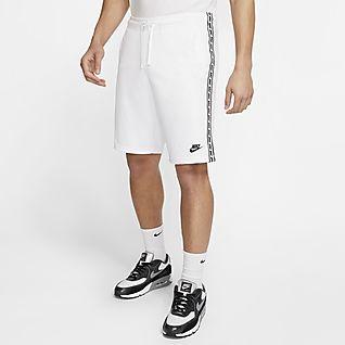 Nike Sportswear Pantalón corto de tejido Knit de poliéster - Hombre