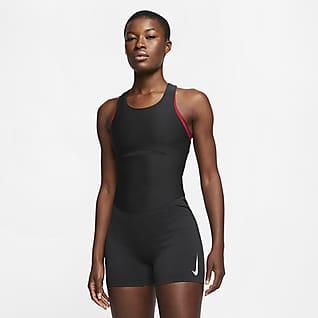 Nike Dri-FIT ADV Γυναικείο ολόσωμο εφαρμοστό κορμάκι