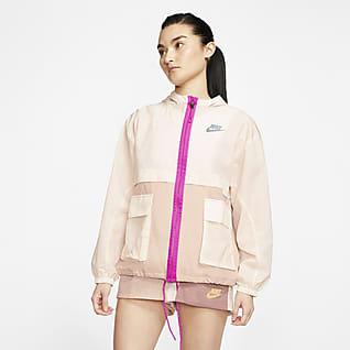 Nike Sportswear Icon Clash 女子梭织夹克