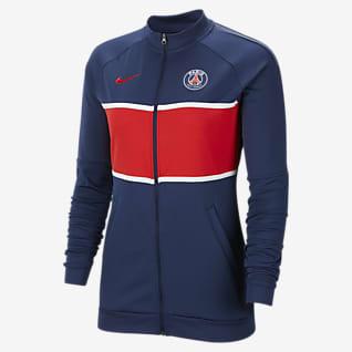 París Saint-Germain Jaqueta de xandall de futbol - Dona