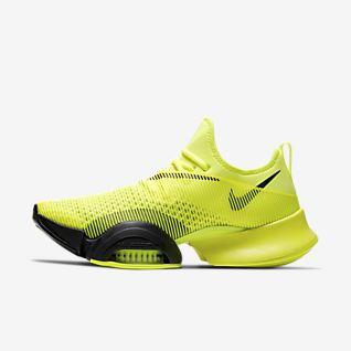 Men's Yellow Shoes. Nike SG