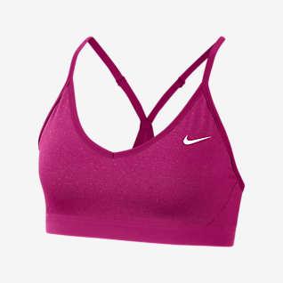 Nike Indy Damski stanik sportowy z wkładkami zapewniający lekkie wsparcie