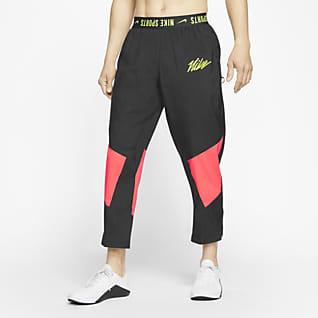 Nike Pantalones tejidos de entrenamiento para hombre