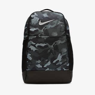 Nike Brasilia 9.0 Sac à dos de training imprimé (taille moyenne)