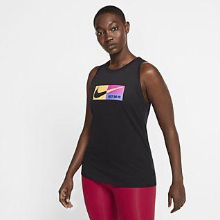 Nike Dri-FIT Icon Clash Samarreta de tirants estampada d'entrenament - Dona