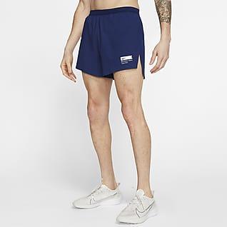 Nike AeroSwift Blue Ribbon Sports Běžecké kraťasy, délka 11 cm