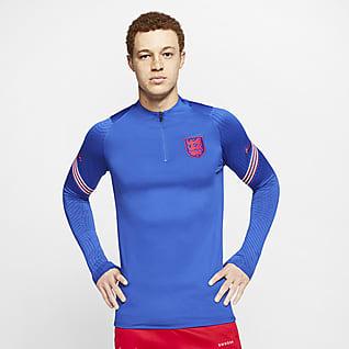 Anglie Strike Pánské fotbalové tréninkové tričko